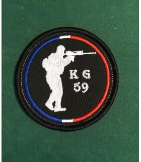 écusson KG 59 Airsoft