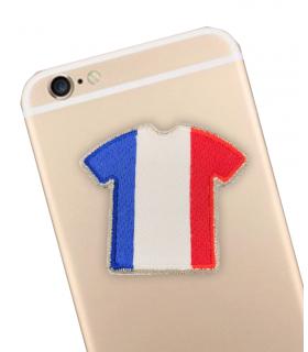 écusson maillot France adhésif