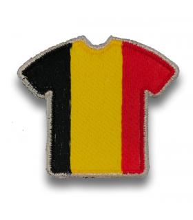 Ecusson maillot Belgique adhésif