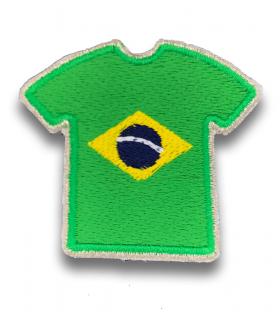 Ecusson maillot Brésil adhésif