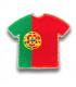 Ecusson maillot Portugal adhésif