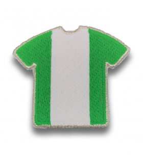 Ecusson maillot Nigéria adhésif