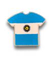 Ecusson maillot Argentine adhésif