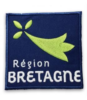 écusson brodé région Bretagne