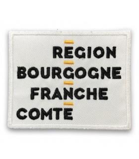 écusson région Bourgogne Franche Comté