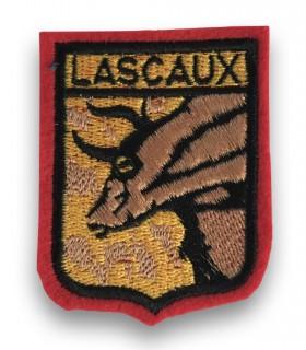 Ecusson brodé Ville LASCAUX
