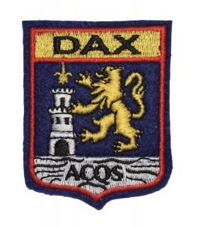 Ecusson brodé Ville de DAX