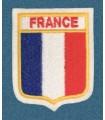 Ecusson brodé FRANCE blason