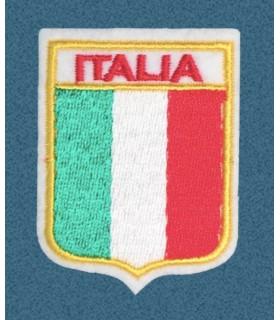 Ecusson brodé du Pays de l'ITALIE