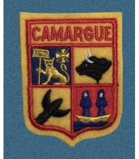 Ecusson brodé Région de CAMARGUE