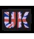 écusson brodé United Kingdom