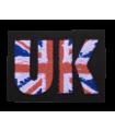 Ecusson brodé UK Thermocollant