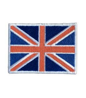 Ecusson brodé UNION JACK Thermocollant