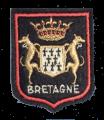 Ecusson brodé région BRETAGNE