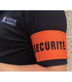 BRASSARD sécurité 10CM + SECURITE