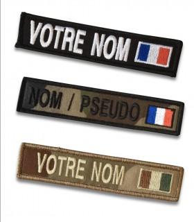 Bande Patro + Drapeau France