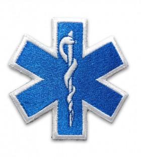 écusson croix de vie ambulance