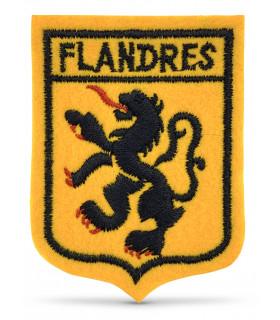 écusson brodé région Flandres