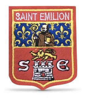 Ecusson brodé Ville SAINT EMILION
