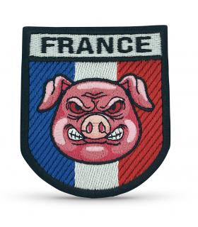 Écusson France Cochon