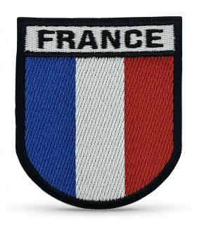 Ecusson France Brodé / 3 finitions