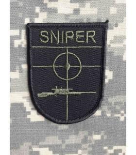 Ecusson Sniper