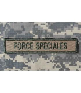 BARETTE FORCE SPECIALES