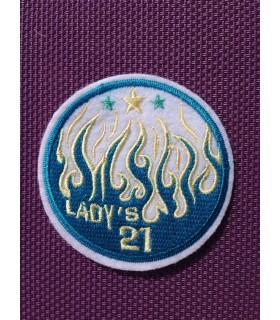 ÉCUSSON LADY'S 21