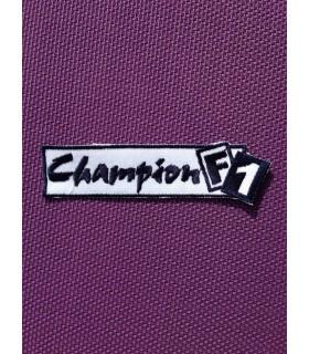 ÉCUSSON CHAMPION F1