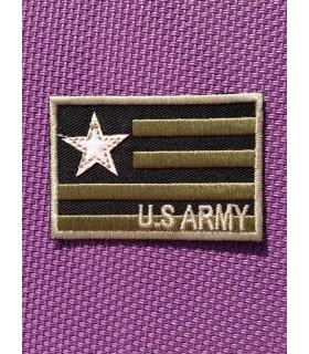 ÉCUSSON US ARMY ETOILE