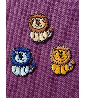 ÉCUSSON LION 3 versions
