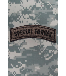 Écusson SPECIAL FORCES