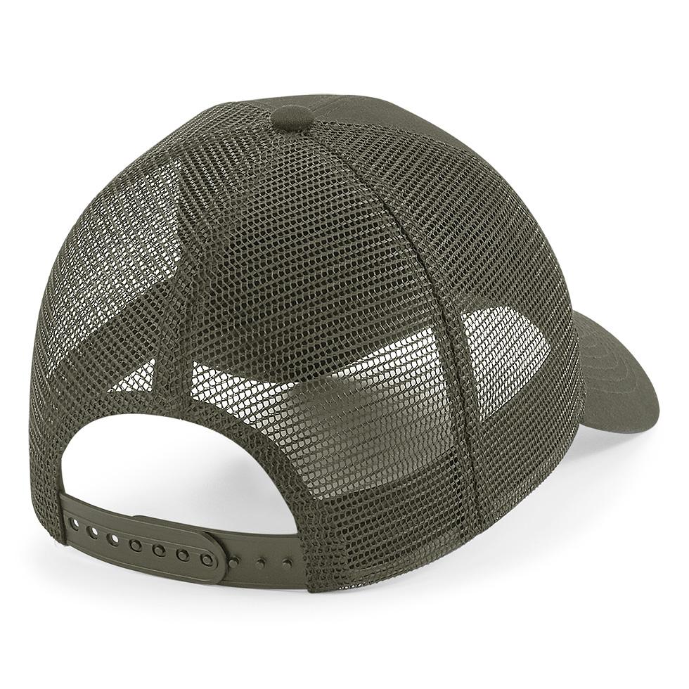 Casquette Snapback avec écusson Velcro